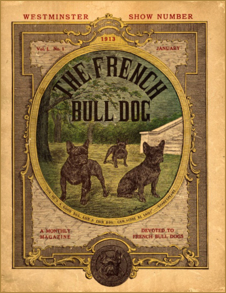 The French Bulldog Magazine, 1913