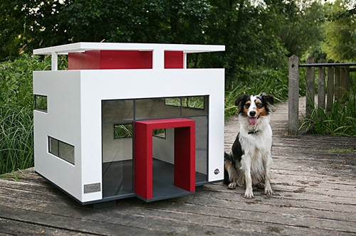 Cubix Deco Dog House