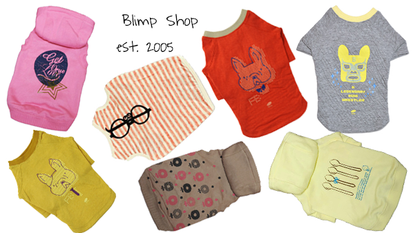 Blimp Frenchie Clothes