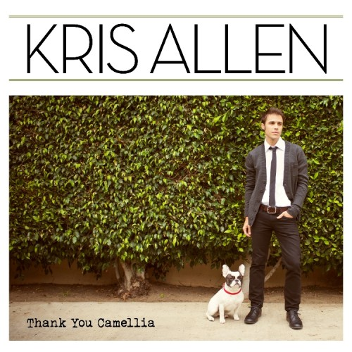 Kris Allen French Bulldog Thank You Camelia