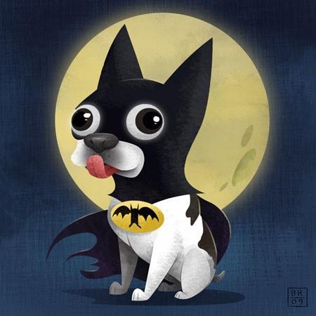 Batdog by Bill Robinson, Flimflammery