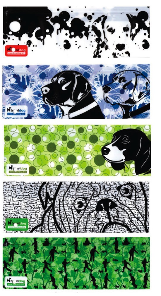 BowlDog Dog Bowl Patterns