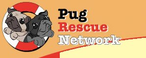 pug rescue network logo