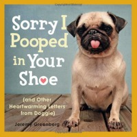 sorry i pooped in your shoe by Jeremy Greenberg